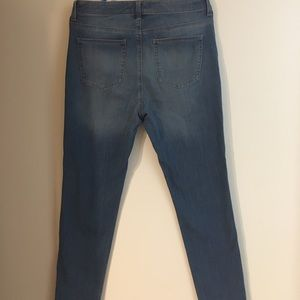 Uniqlo High Rise Ultra Stretch Jeans